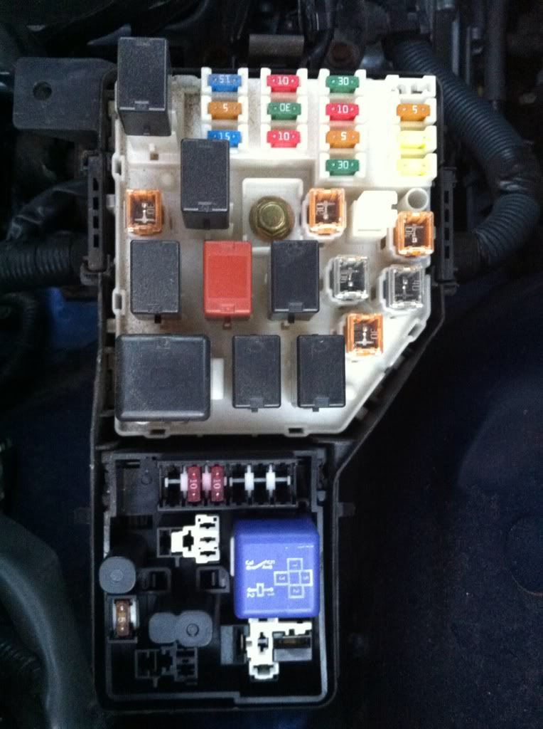 2003 Toyota Rav4 Fuse Box Location Wiring Diagram Photos For